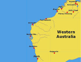 Western Australia Areas Services