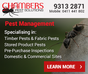 professional for pest control Perth