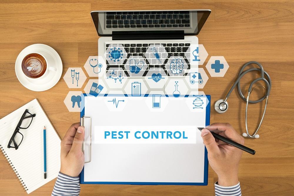 pest control inspector